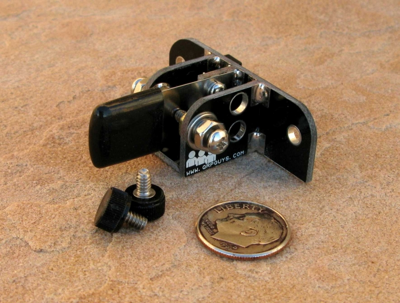 KX Single Lever Paddle Kit - QRPGuys